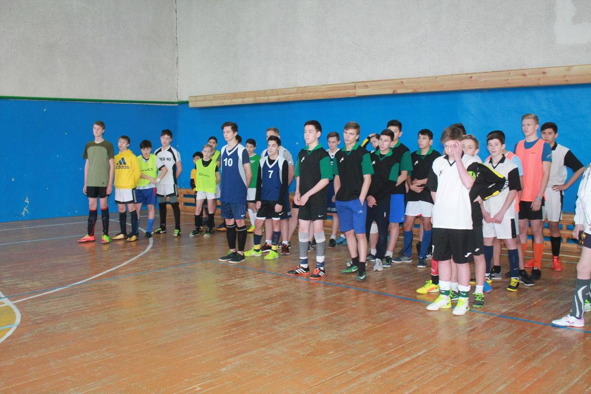 Турнир по мини футболу среди обучающихся образовательных учреждений города Сургута