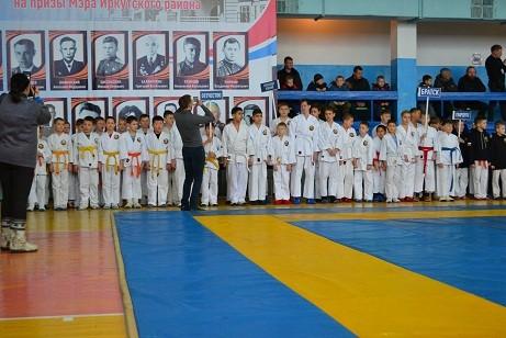 Межрегиональное соревнование по армейскому рукопашному бою в Оёке