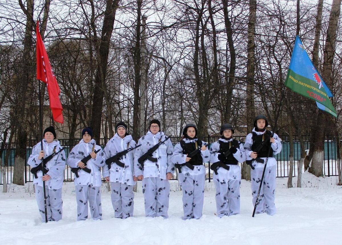 Юнармейцы ВПО «СОВА» почтили Память «Дня Снятия Блокады Ленинграда»