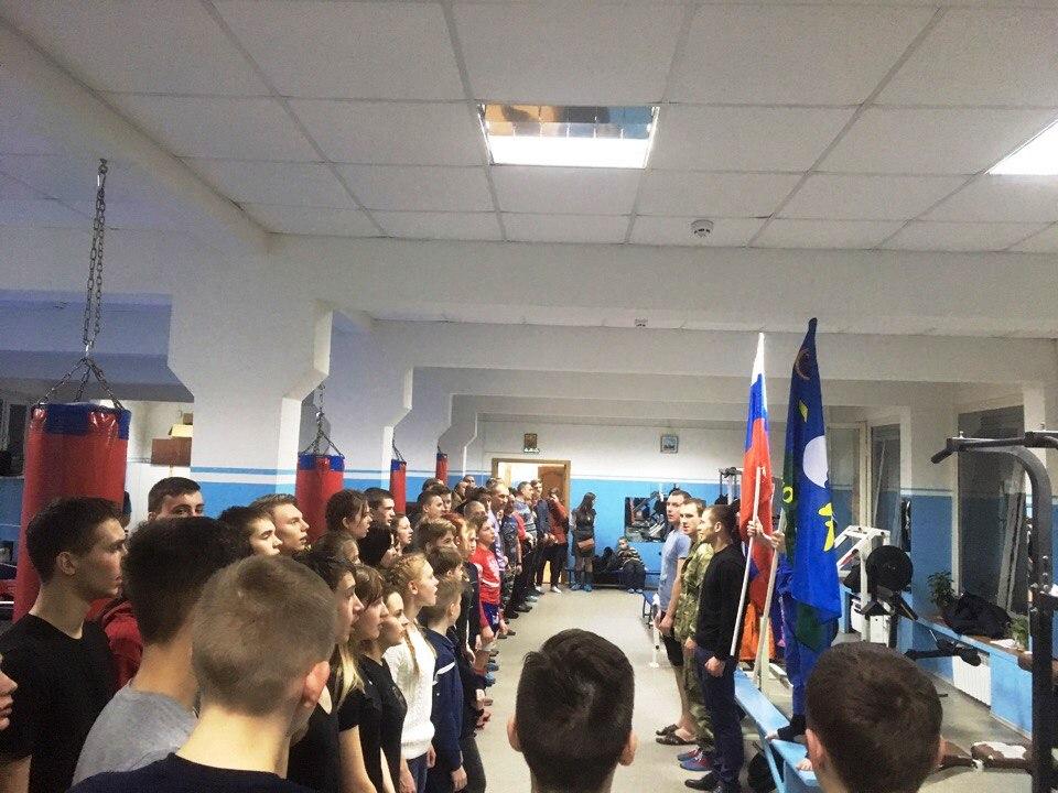 Первенство МБУ ДО «Центр «Десантник» города Орла» по универсальному бою
