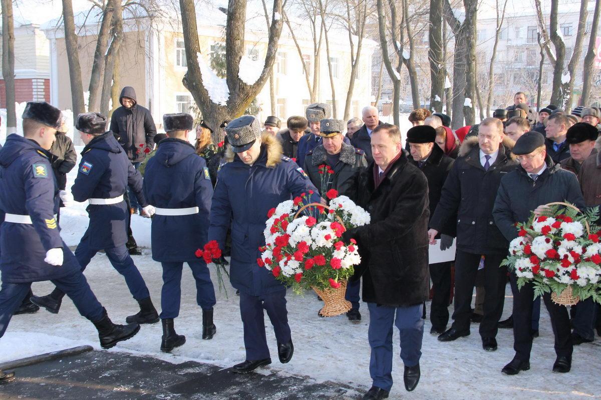 В Ивановской области почтили память воинов-интернационалистов