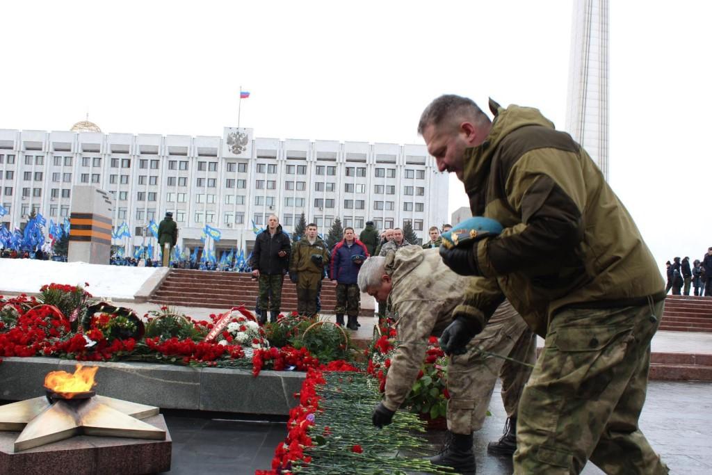 75 лет разгрому немецко-фашистских войск в Сталинградской битве