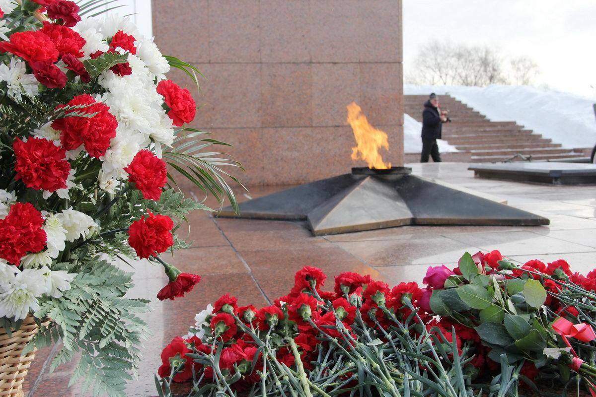 Празднование Дня Защитников Отечества в г. Иваново
