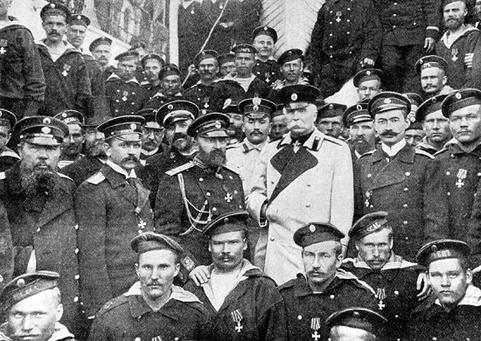ПАМЯТНАЯ ДАТА ВОЕННОЙ ИСТОРИИ РОССИИ - День подвига крейсера ВАРЯГ