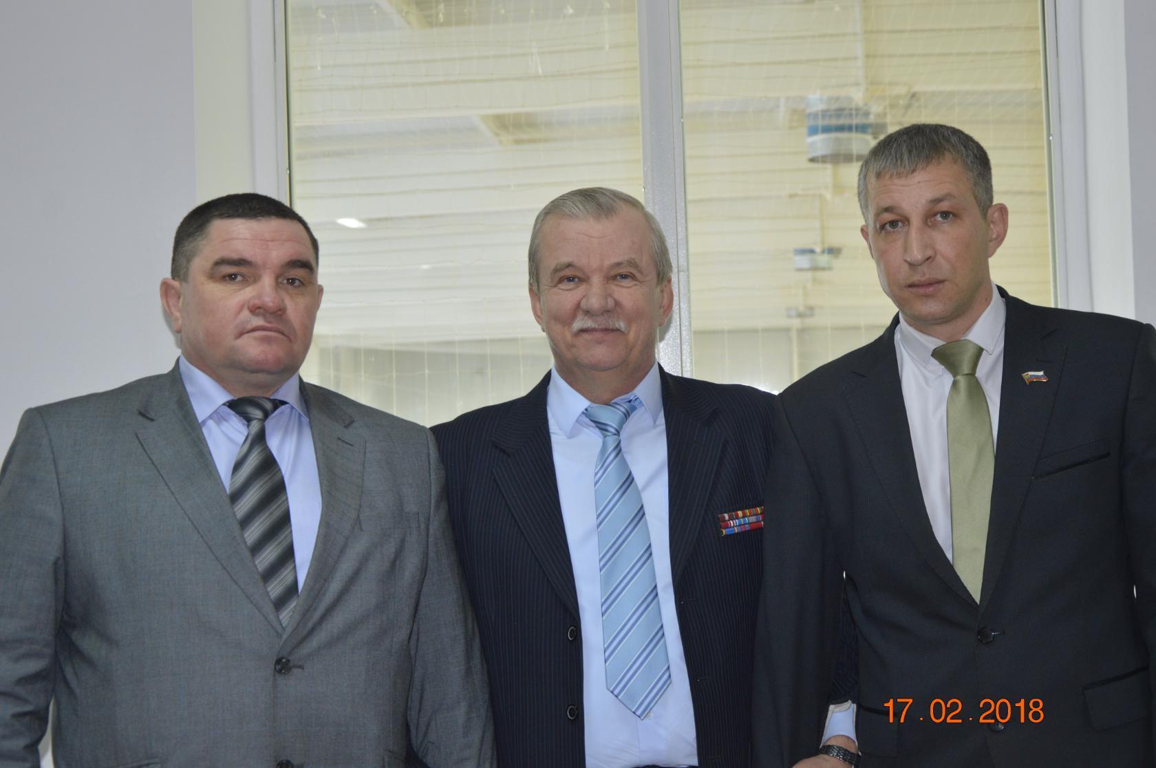 Маленький турнир в Оренбуржье к большим событиям в Стране!