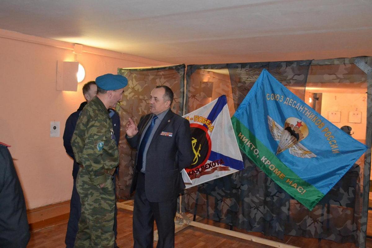 Соревнования ветеранов Башкортостана