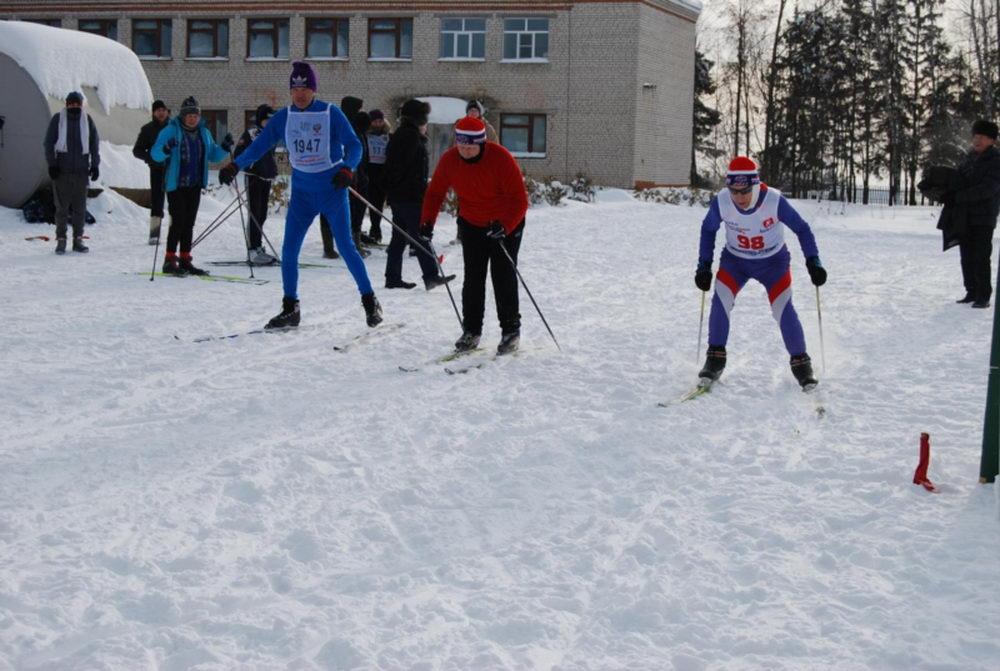 XIII Традиционный Турнир по лыжным гонкам