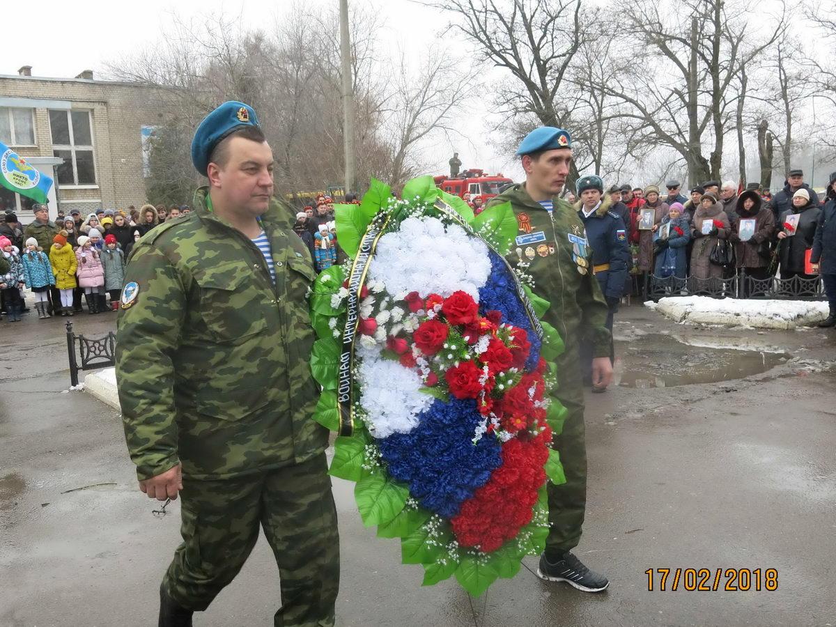 «БЕССМЕРТНЫЙ БАТАЛЬОН» в Таганроге!