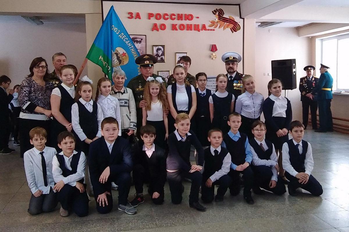 День воинов – интернационалистов в городе Тольятти