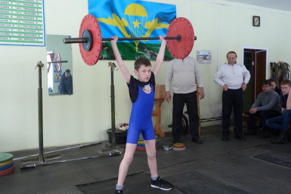 Кубок по тяжелой атлетике