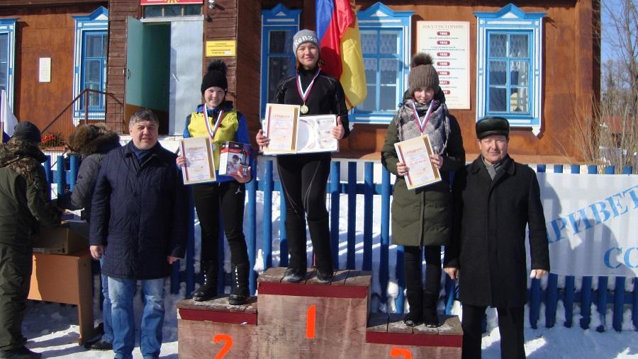 XIII традиционный Республиканский Турнир по лыжным гонкам памяти воина - интернационалиста Р.Н.Петрова