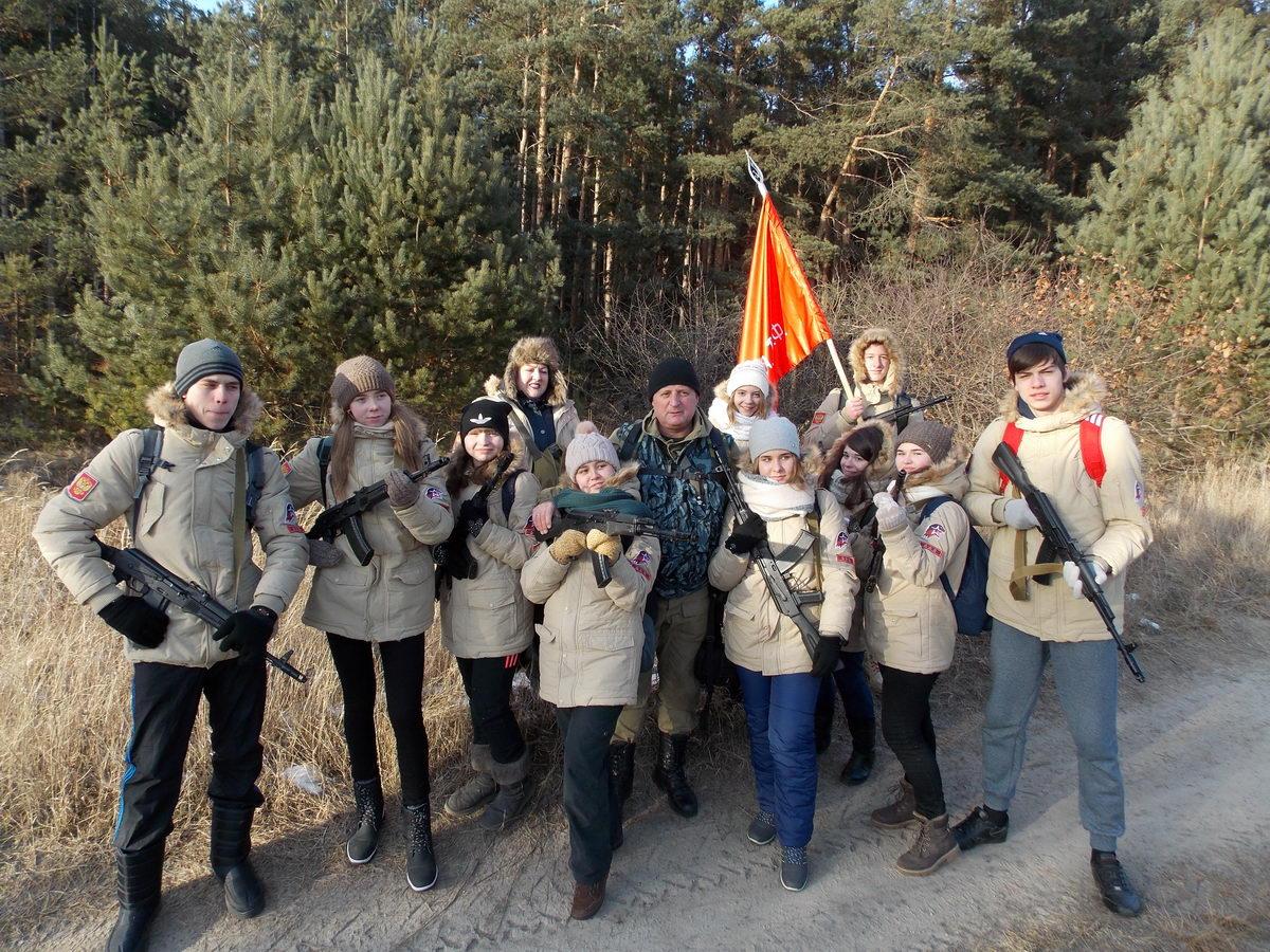 Марш-бросок г. Саранск – «Сурский рубеж»