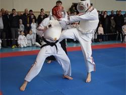В Тольятти выявили чемпионов по Косики каратэ