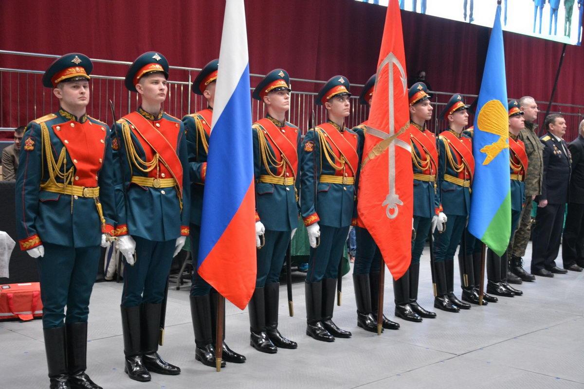 В Санкт-Петербурге завершились мероприятия, посвященные «Памяти подвига 6-й парашютно-десантной роты 76-й дивизии ВДВ»