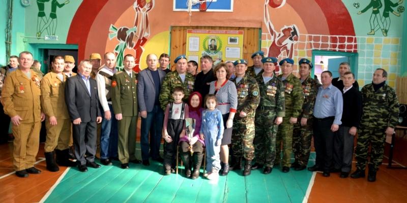 День защитника Отечества в Чувашской республики