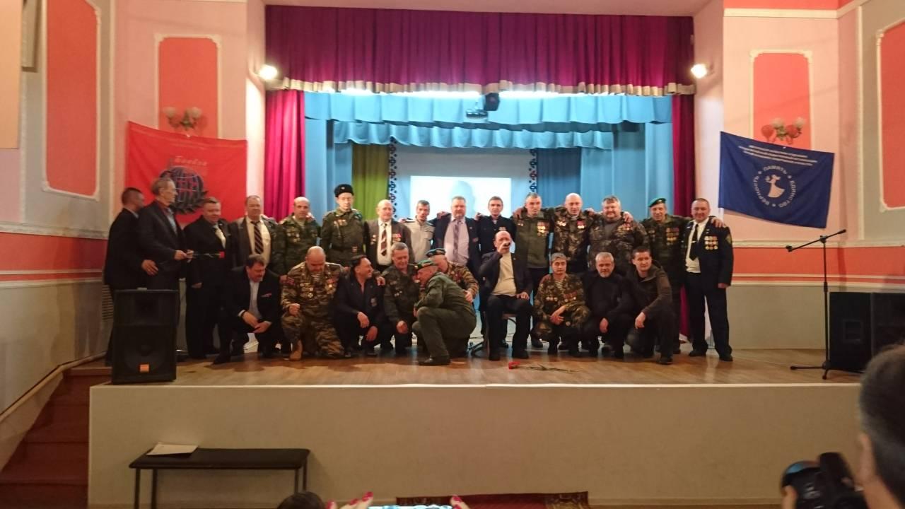 Фестиваль военно-патриотической песни в городе Ковров