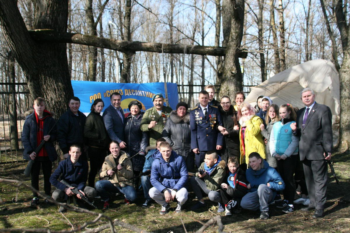 В г. Кировск, Ленинградской области проведено мероприятие с трудными подростками