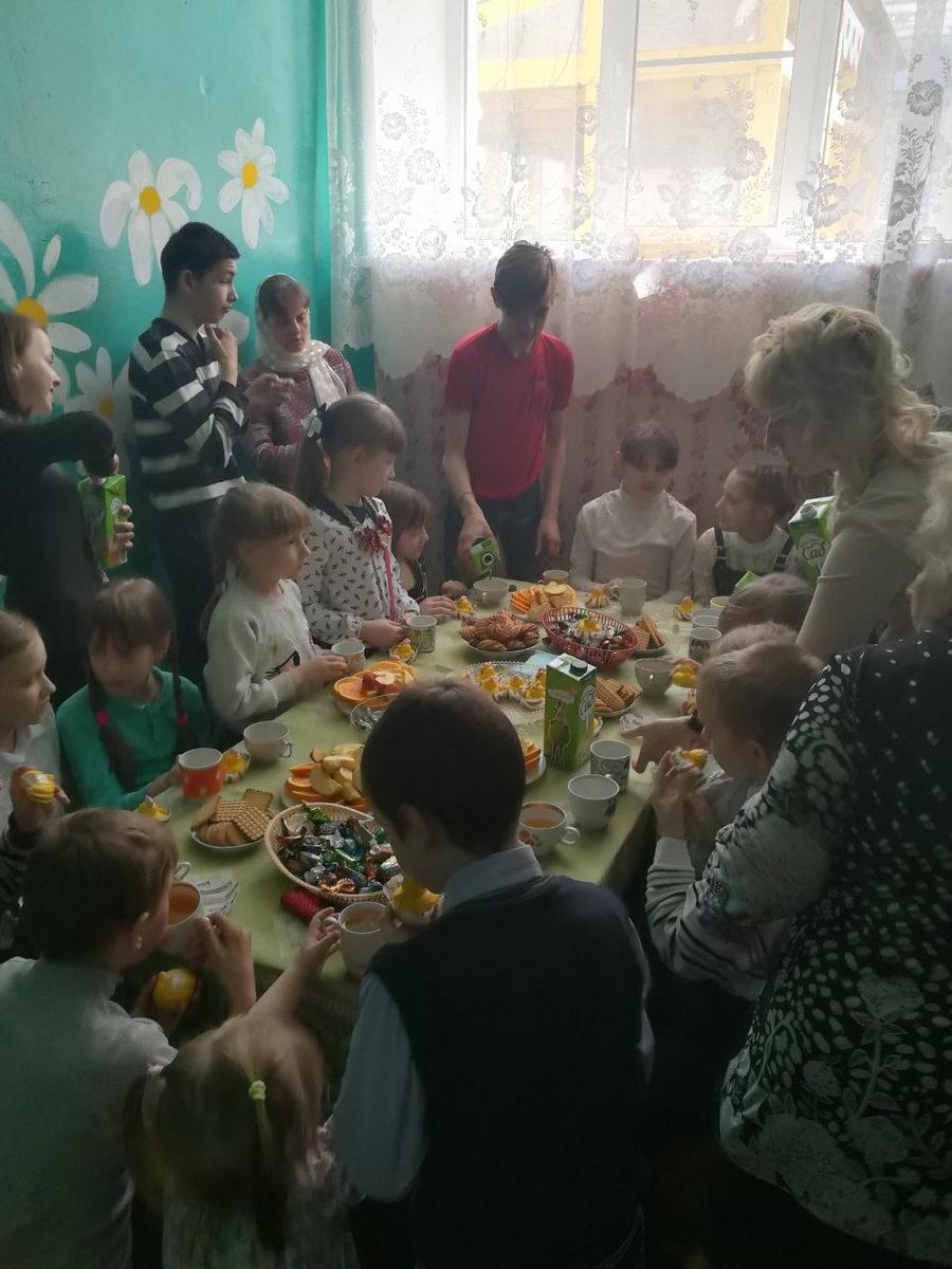 """В г. Кинешма р-н «Сокольники» официально начал свою работу духовно-просветительский центр """"Пересвет"""""""