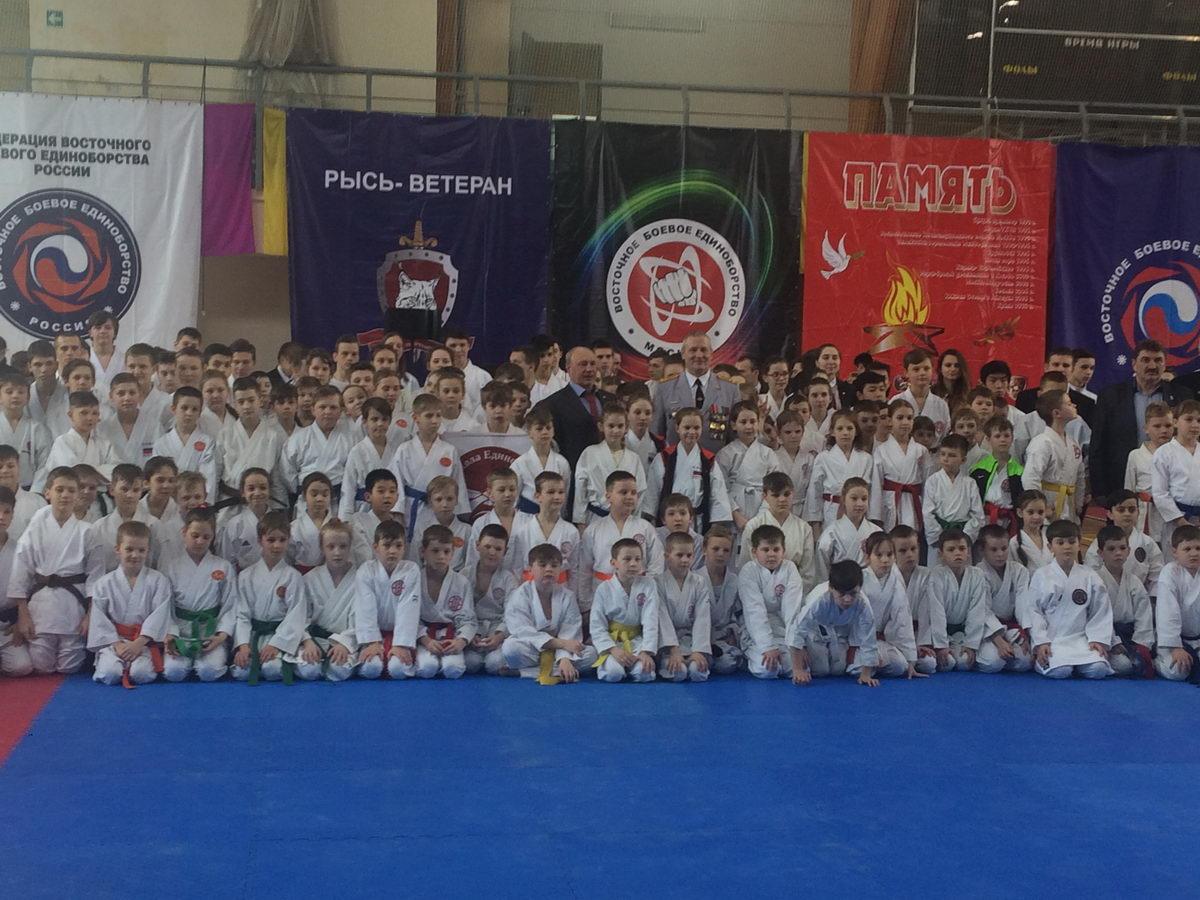 Рязанские спортсмены из «Федерации Кобудо» приняли участие в Открытом Чемпионате