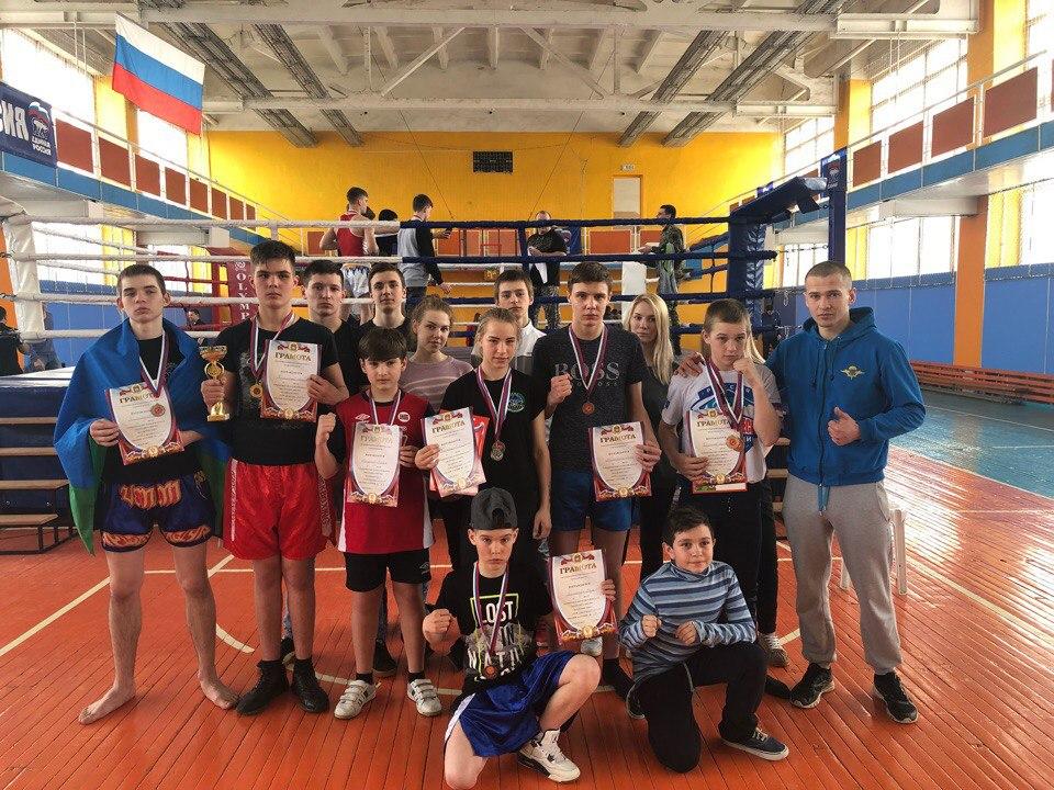 Открытый кубок Орловской области по тайскому боксу