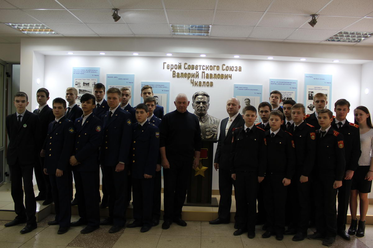 День авиации и космонавтики в клубе «Юный авиатор»