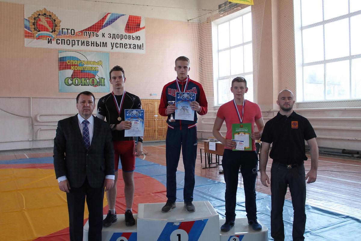 Первенство города Липецка по спортивной (вольной) борьбе