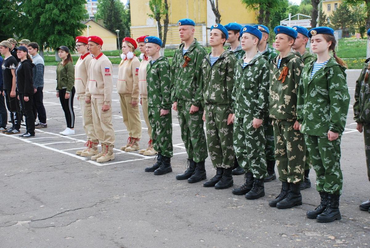 Победителем регионального этапа Всероссийской военно-спортивной игры «Победа» стала команда Центра «Десантник» города Орла