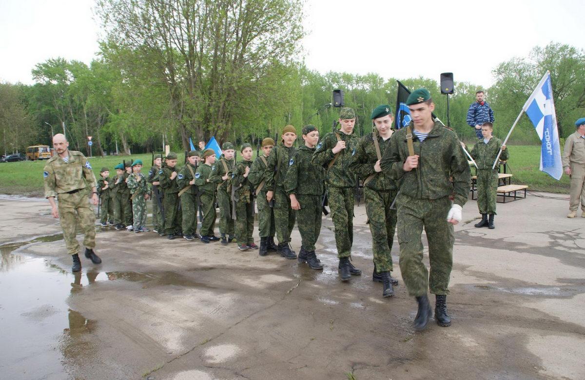 Спортивный праздник ко Дню памяти великомученика Георгия Победоносца