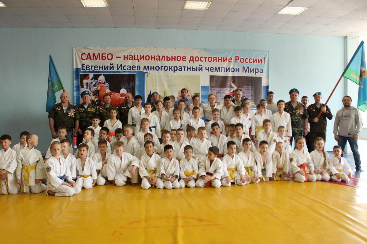 Первенство Самарской области по Джиу-Джитсу, посвящённое Дню Великой Победы – «Мужество»