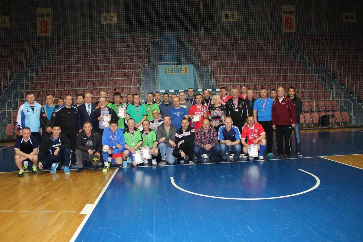 Турнир по мини футболу среди инвалидов и ветеранов боевых действий Оренбургской области