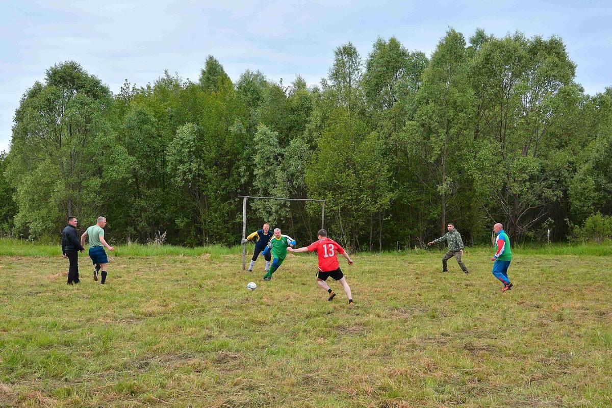 XVII-й Турнир по различным видам спорта