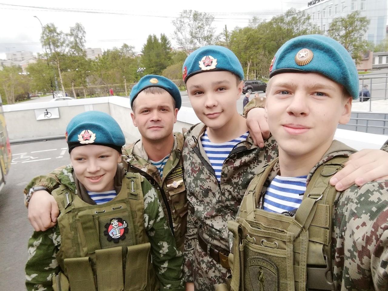 День России в городе-герое Мурманск