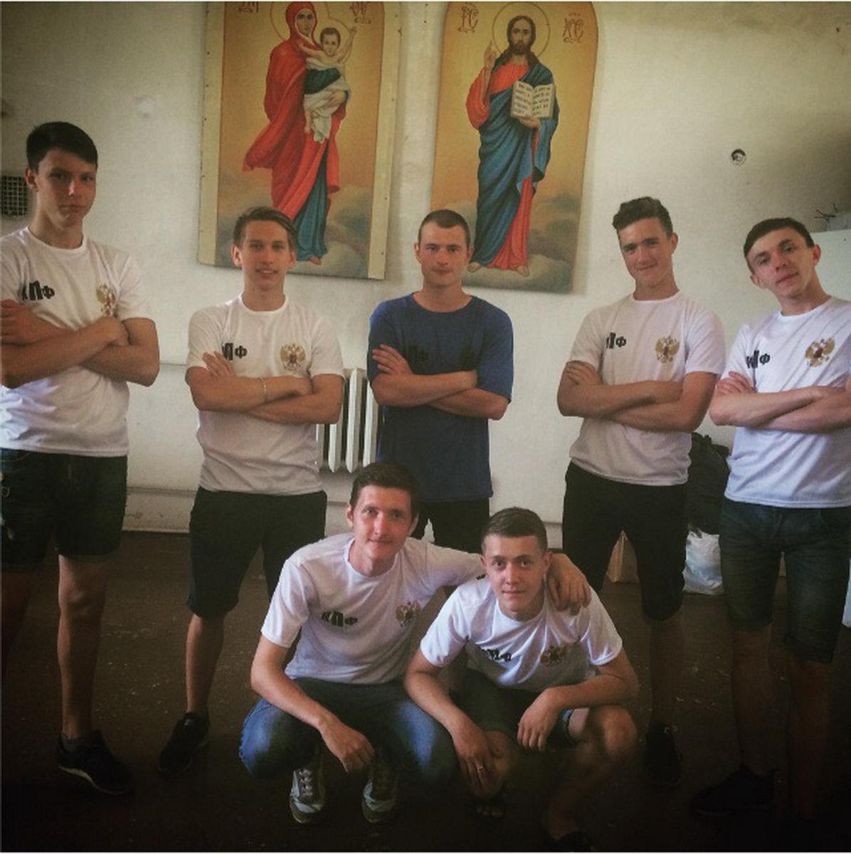 Турнир по мини-футболу в г. Кинешме, Ивановской области