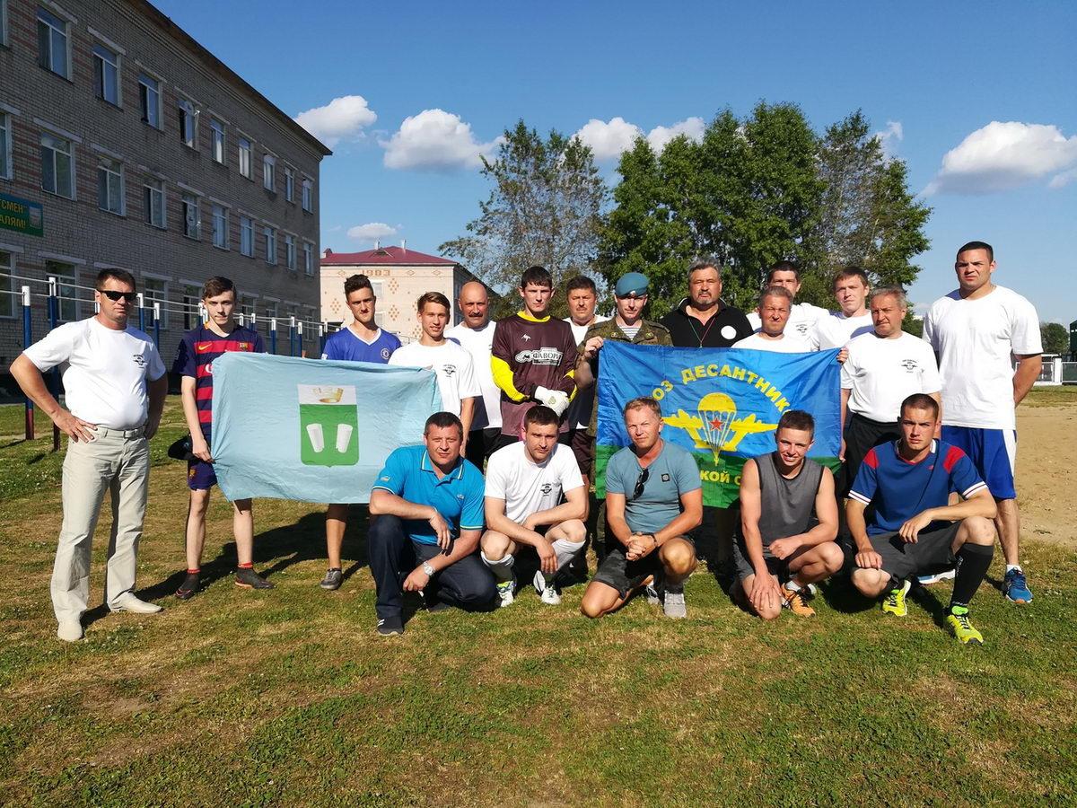 Товарищеский матч в г. Иваново