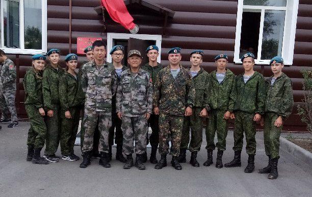 Команда Башкортостана приняла участие в Международных армейских играх АрМИ 2018