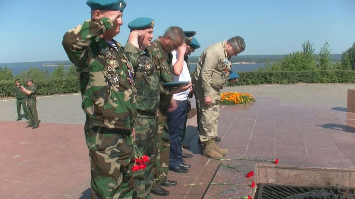 2 августа 2018 г. - День Воздушно-десантных войск в Чебоксарах