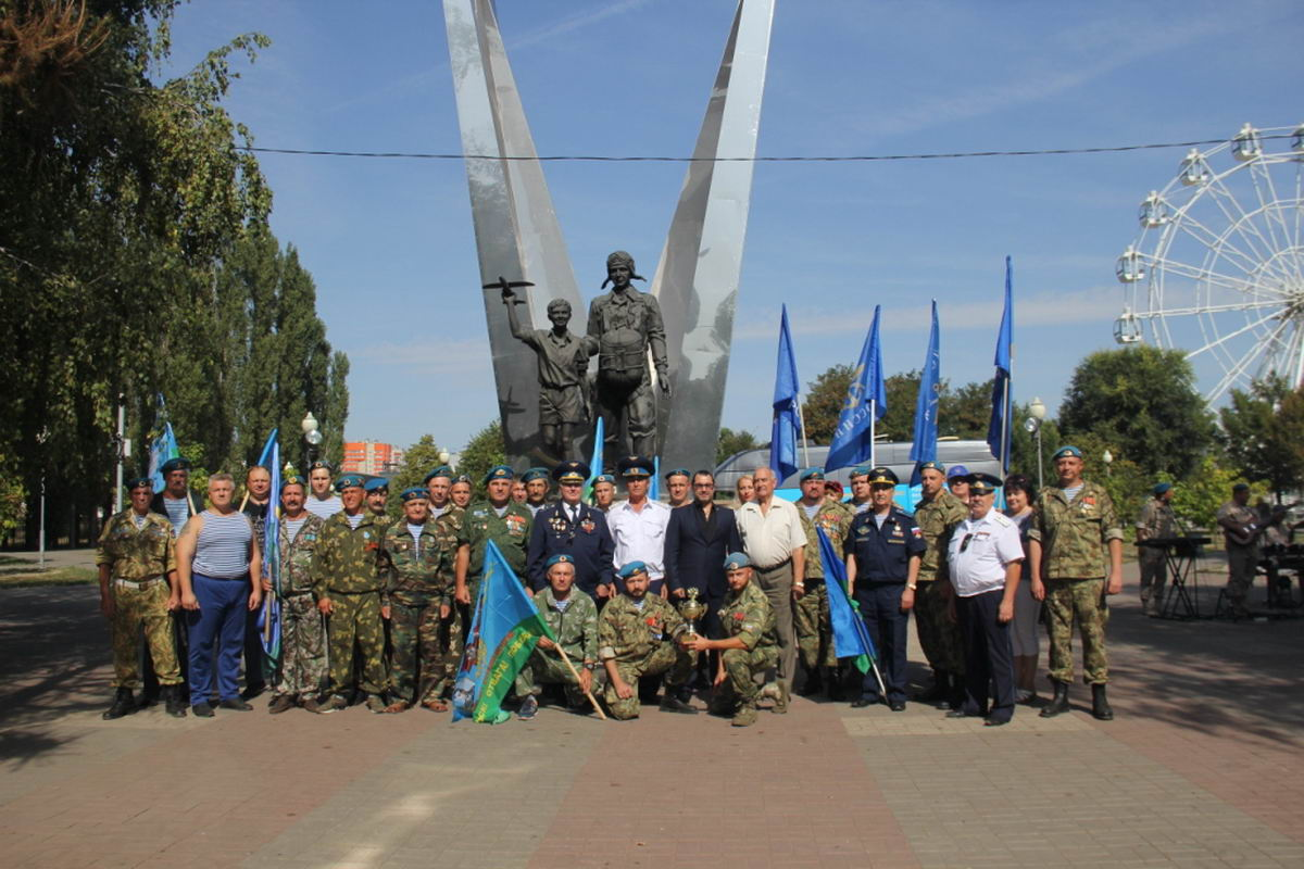 Автопробег в Воронеже и Туле