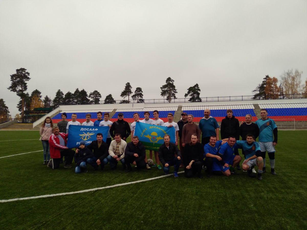 Спорт – это жизнь, это залог здоровья России