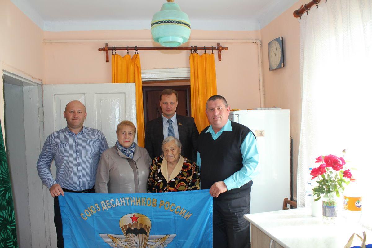 Адресная реабилитационная помощь ветеранам Великой Отечественной войны