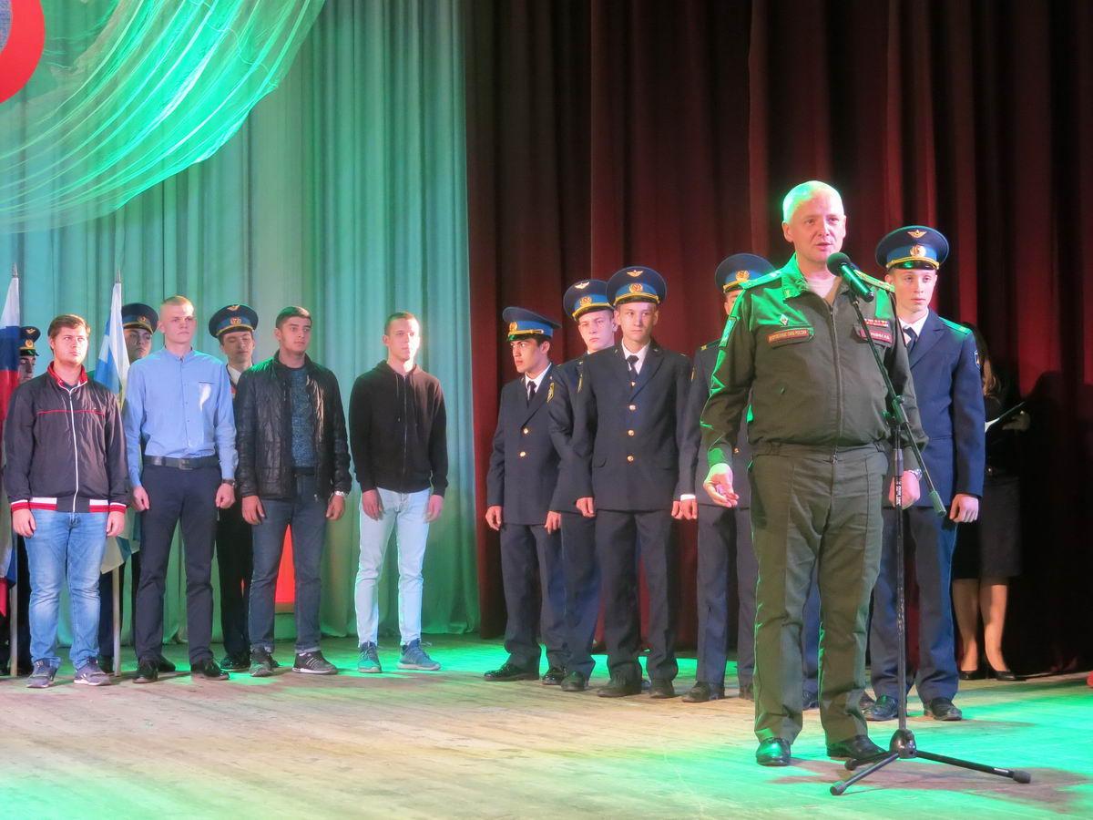 «День призывника – 2018» в Таганроге