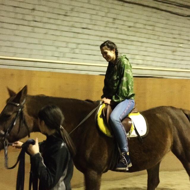 О том, как воспитанники Центра «Десантник» посетили конно-спортивный клуб