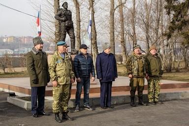 День Военной Разведки в г. Иркутске