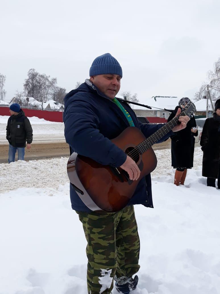 День героев Отечеств в Задонске