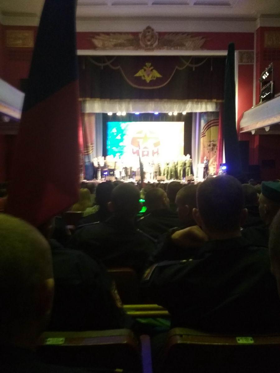 Полуфинал КВН на кубок Министра обороны РФ Самаре