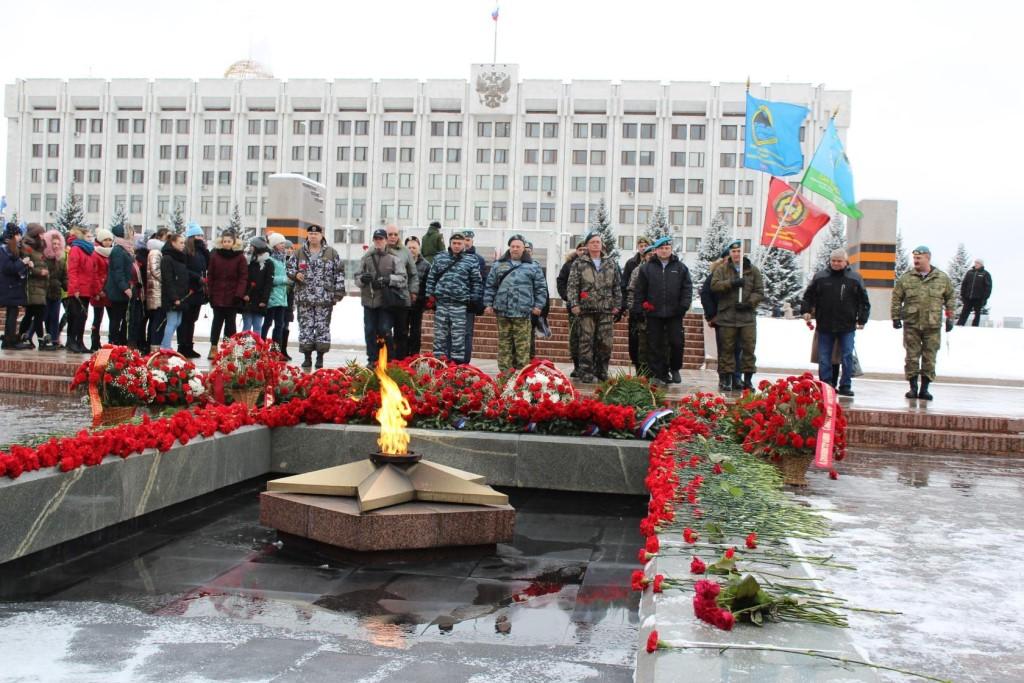 День героев Отечества В Самаре