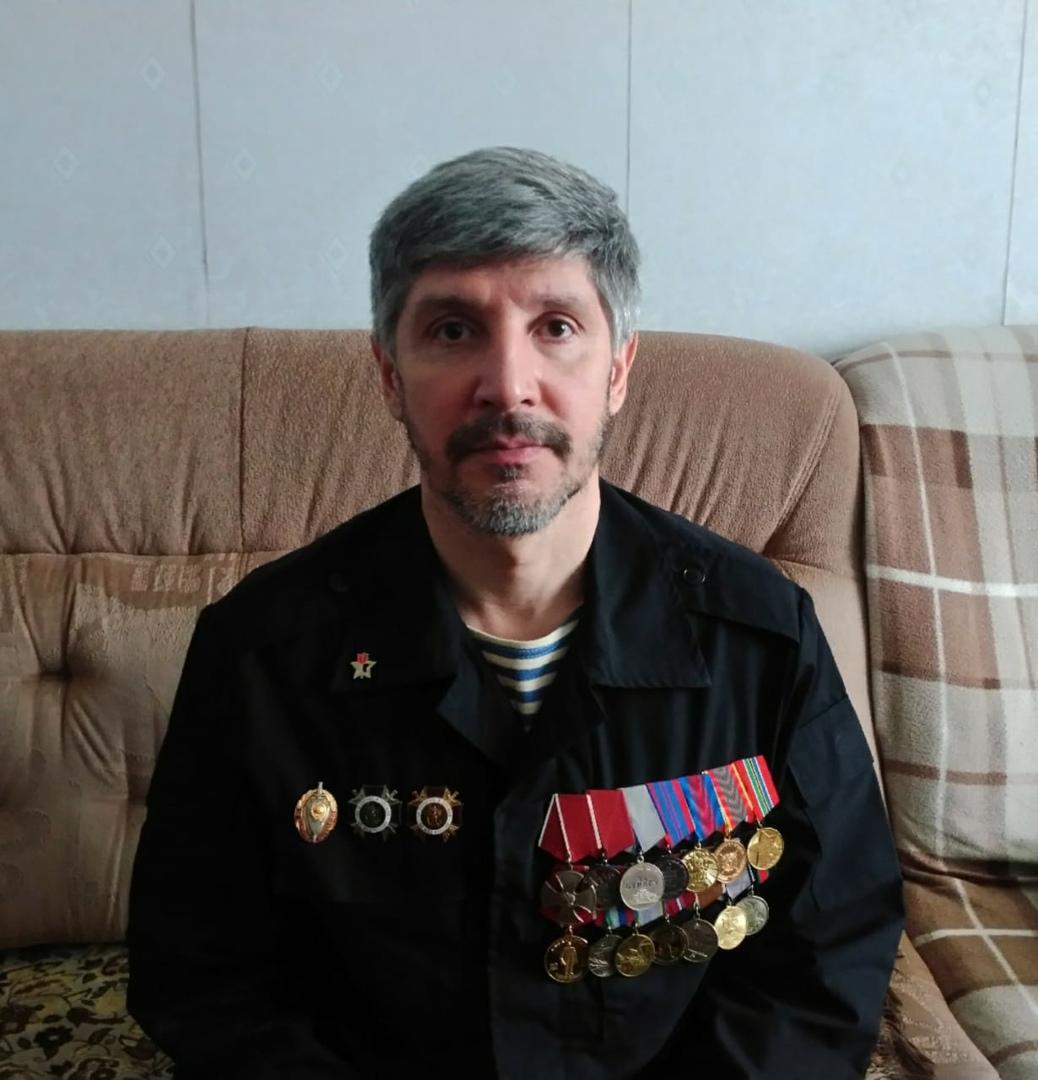 В гостях у Геннадия Чудина
