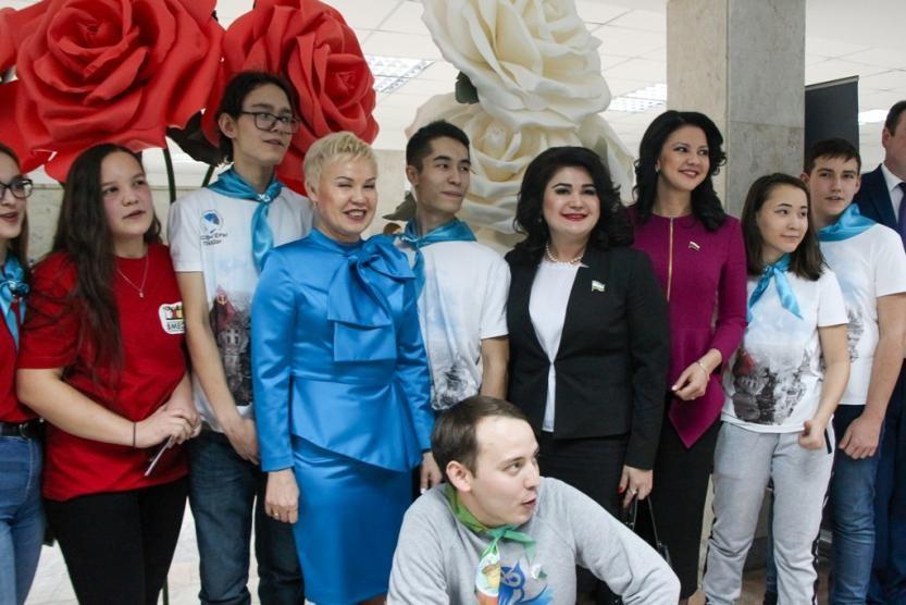 В столице Башкортостана завершился конкурс «Волонтёр 2018»