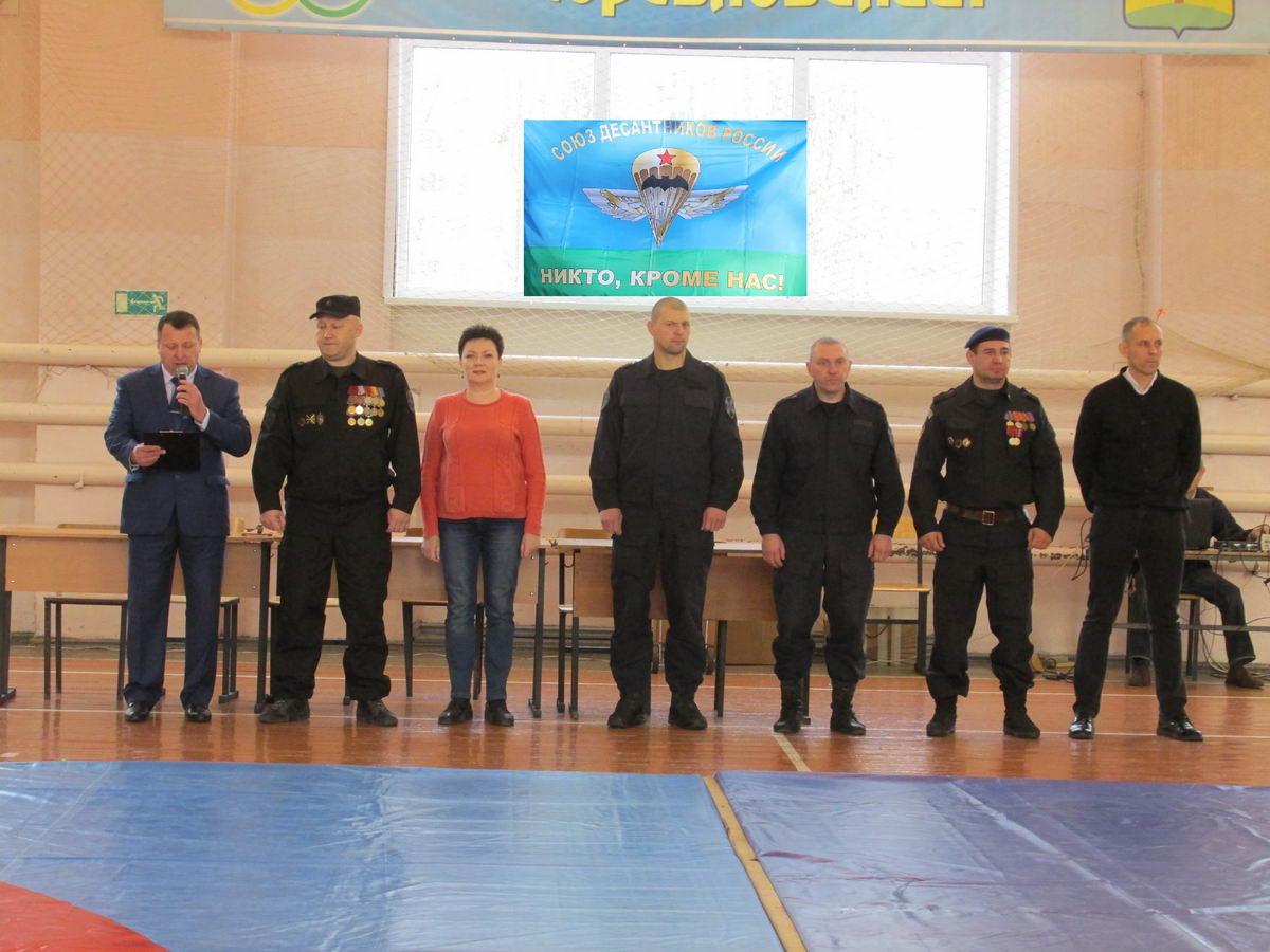 Открытое первенство «СДЮСШОР № 9» г. Липецка по вольной борьбе