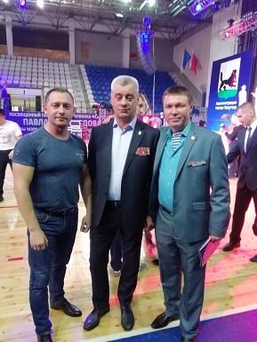 Всероссийский турнир по рукопашному бою в г. Иркутске