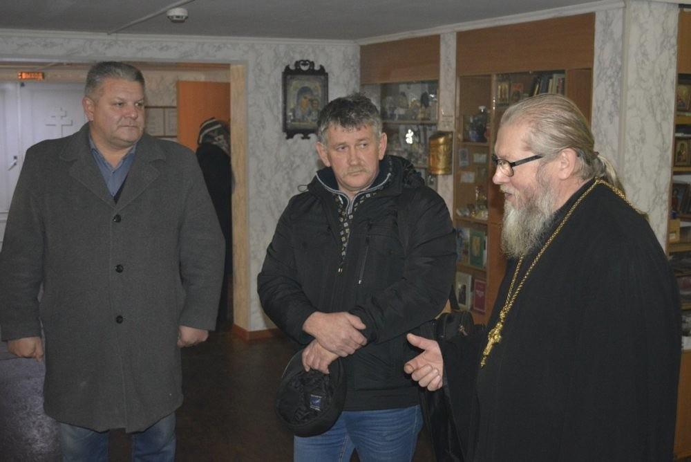 Перспективы строительства духовно-просветительского центра в Медвежьегорске обсудили представители власти и общественности